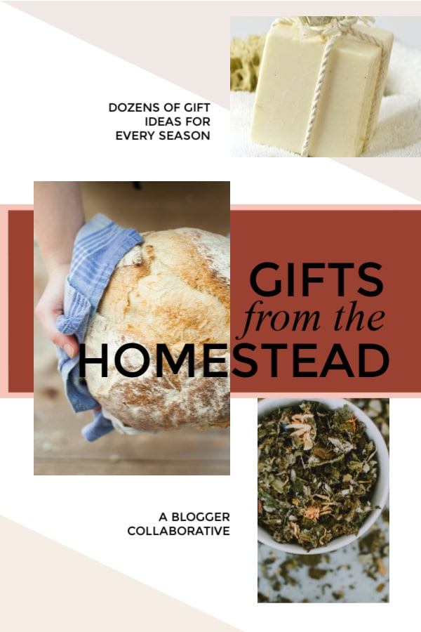 Handmade Gifts from the Homestead