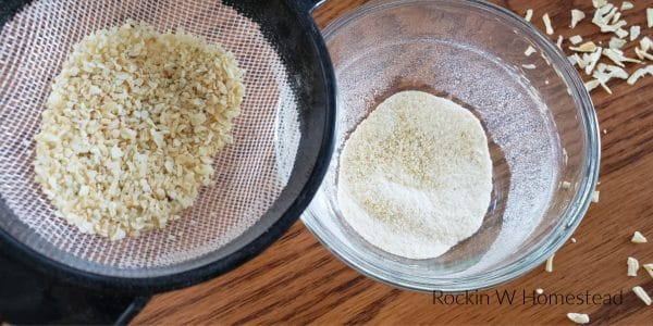 powdered onion and diced dried onion | how to powder dehydrated onion
