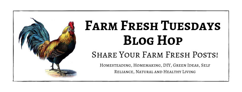 Farm Fresh Tuesday Blog Hop