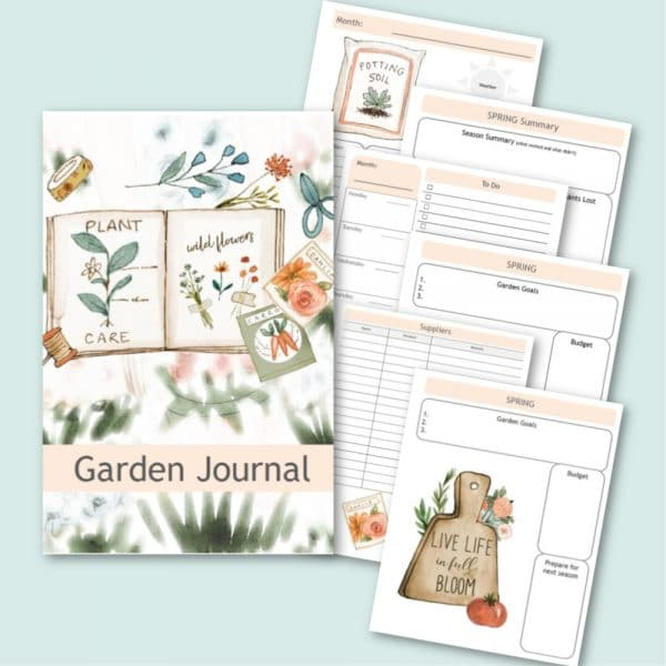 The Digital Gardening Journal at Lazy Pecan
