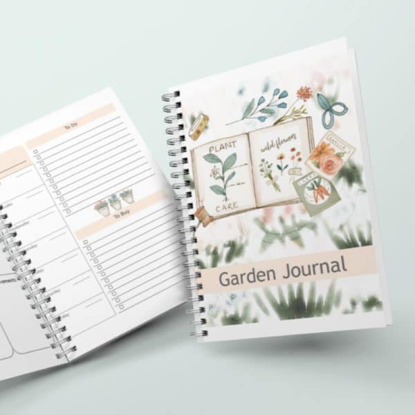 The Garden Journal at Lazy Pecan