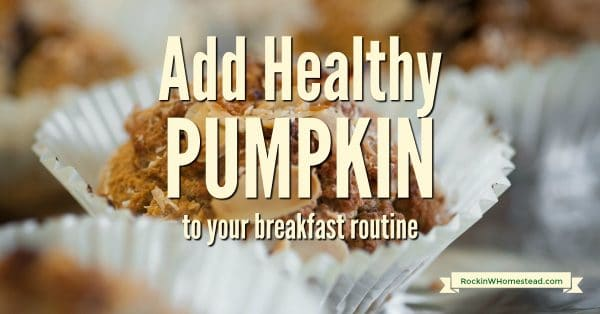 A healthy pumpkin breakfast is within reach. Try one of these five recipes to plan ahead and get this superfood into your diet.