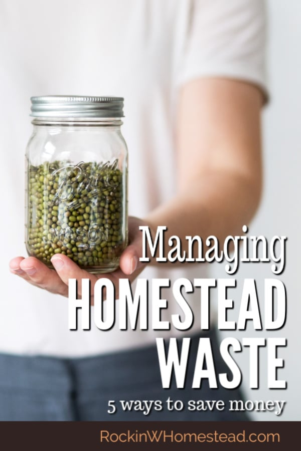 5 Ways Managing Homestead Waste Saves Money