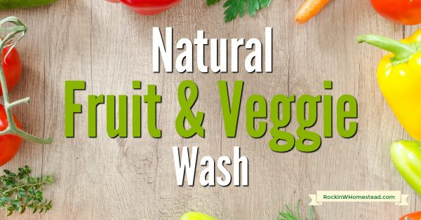 Now you have the tools needed to remove pesticides, traces of fertilizer, and even plain old dirt from the food you purchase. In this article, you'll learn to wash vegetables to remove pesticides and how to make natural fruit and vegetable wash for different needs.