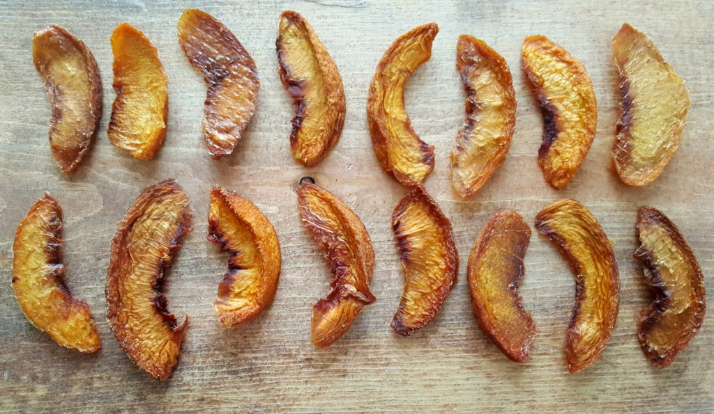 dehydrated peaches - Prepper's Dehydrator Handbook is packed with everything you need to know about this powerful method for creating shelf-stable foods. Instead of relying on preservative-filled packaged food, fill your pantry with the tastier, healthy alternative - dehydrated food.