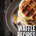 We often think of waffles as a wonderful weekend treat, but if you make these waffle recipes ahead of time, you'll even get to enjoy them on weekdays. These 3 homemade waffle recipes freeze well. Be sure to give them a try.